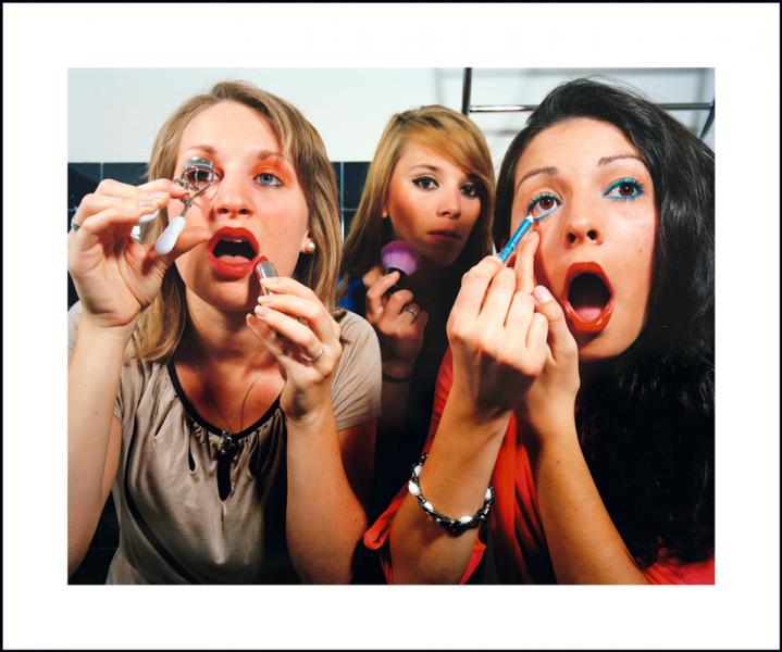 Mise en scène Maquillage