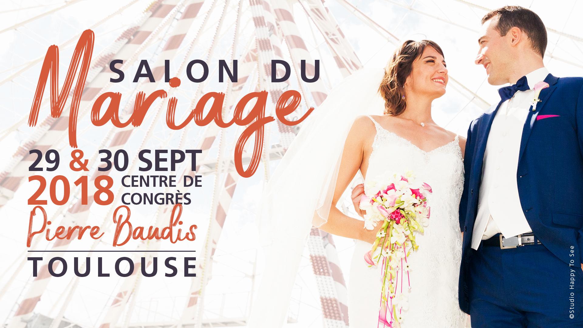 salon du mariage toulouse 2018