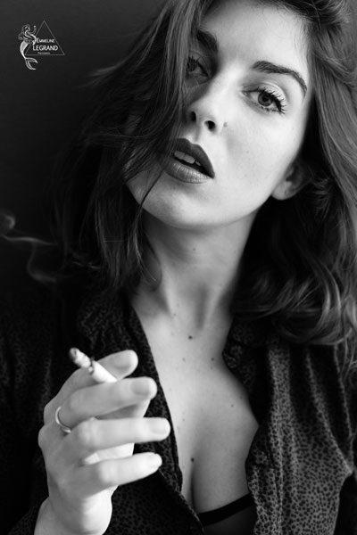 Emmeline LEGRAND Photographe autoportrait
