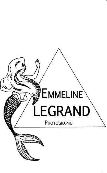 logo emmeline legrand photographe